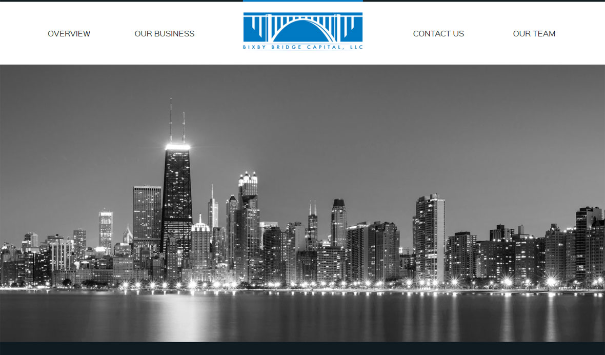 commercial properties web design