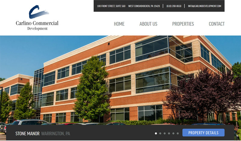 Home Builders Web Design Construction Website Design Weblinx