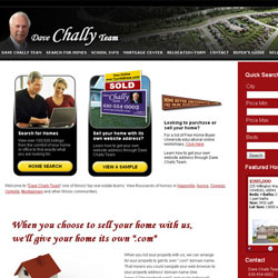 Residential Real Estate Web Design