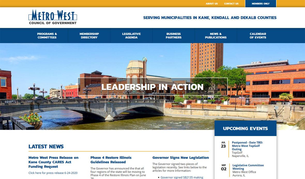 Nonprofit Web Design Not For Profit Web Design Chicago Il