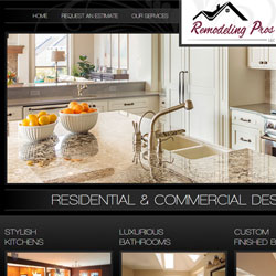 Demolition Company Web Design