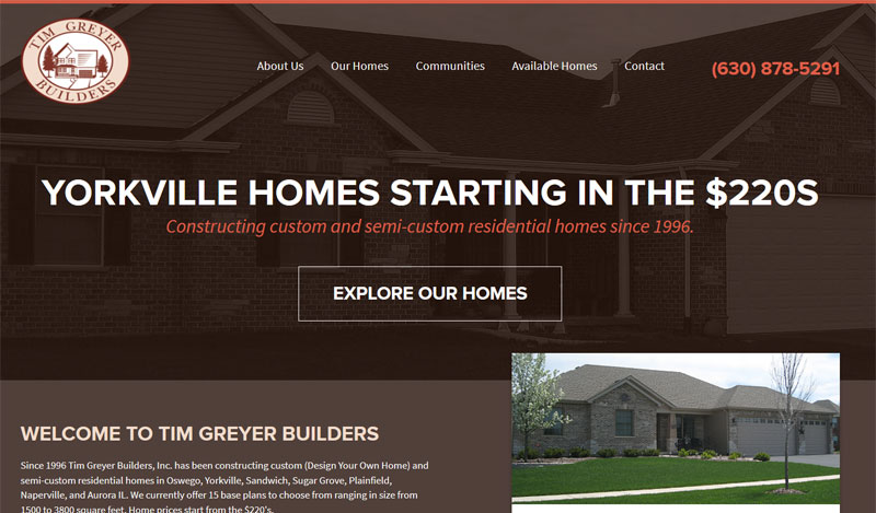 home web design. Home Builder Web Design Builders  Construction Website Weblinx
