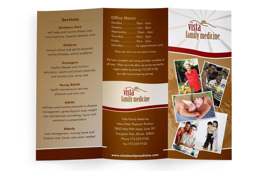 Brochure Design | Tri-Fold Design | Chicago, IL