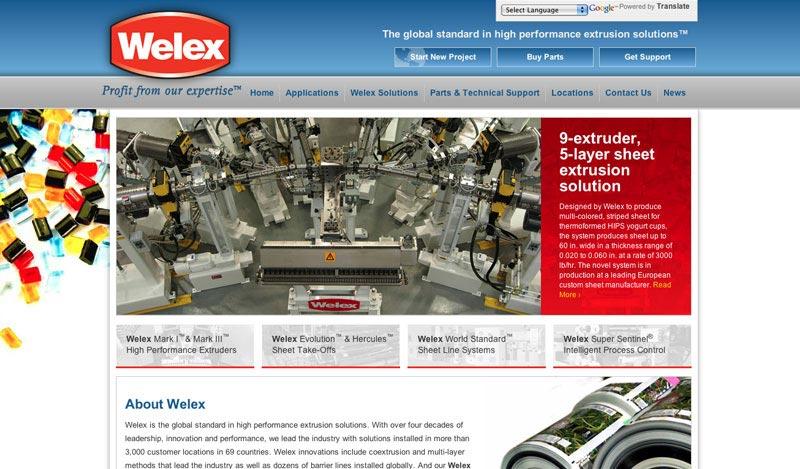 Manufacturing Web Design | Industrial Web Design | Weblinx Inc.