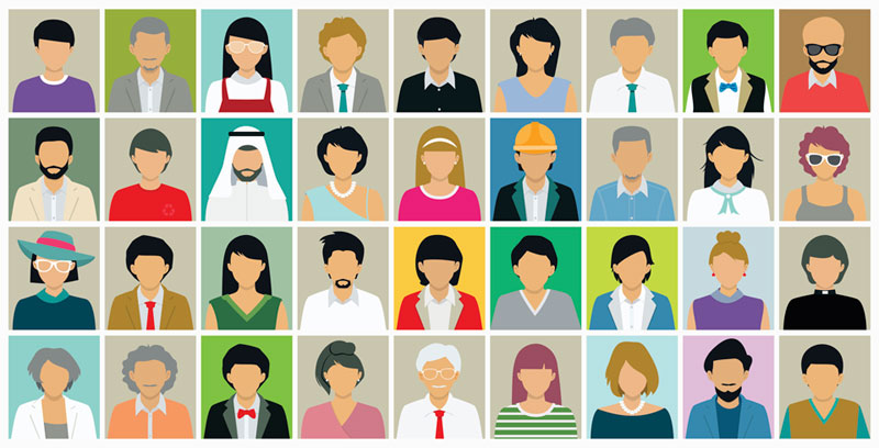 web design user personas