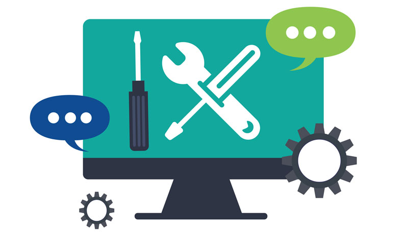 website maintenance schedule